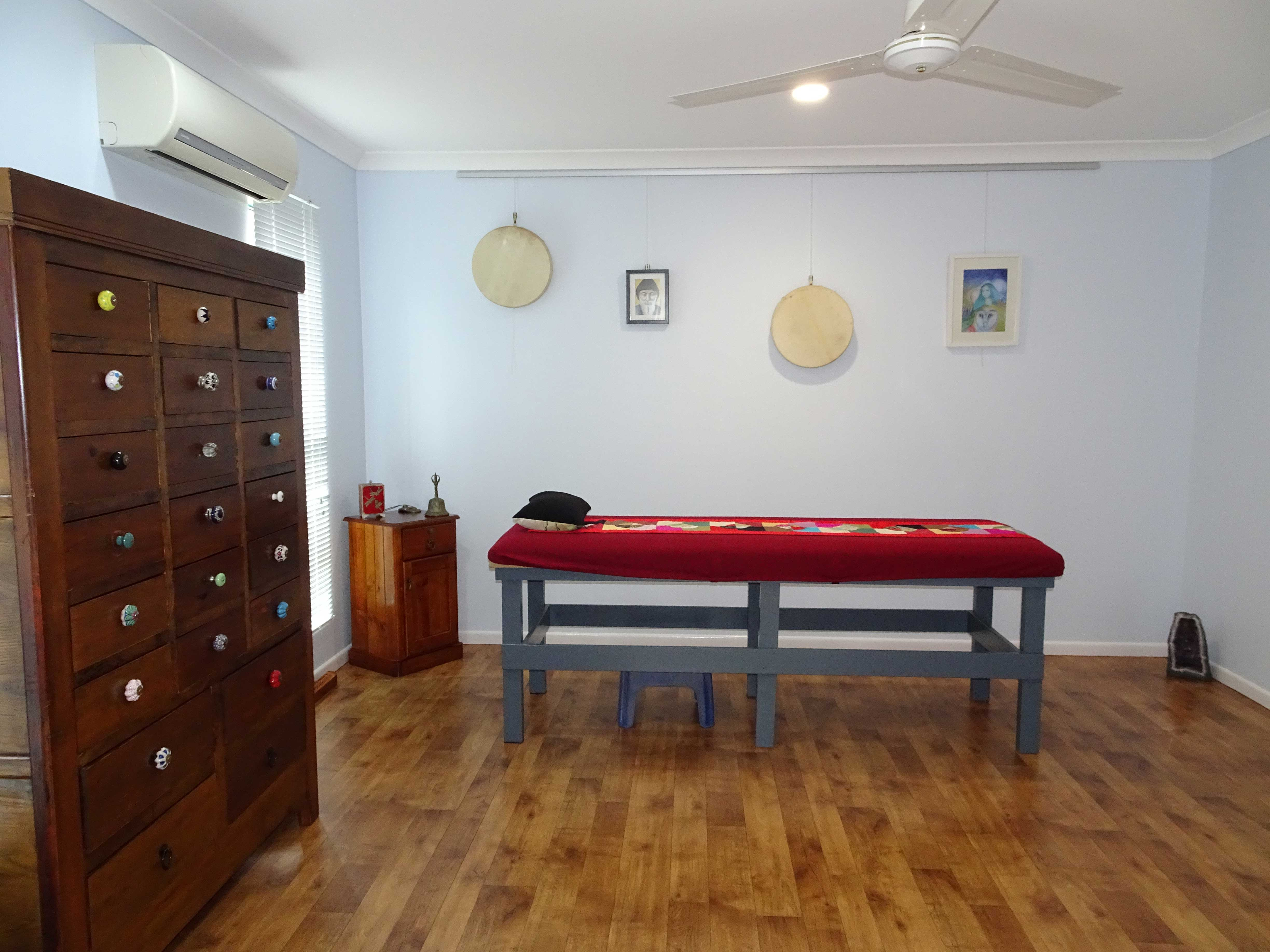 Red Spirit Energy Healing offers a safe and comfortable for our clients.