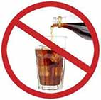 Cola is very acidic; a glass of cola will have a pH of 2.5,