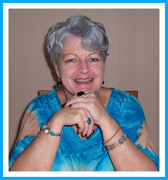 Christine Pasley, energy healing practitioner and intuitive reader.