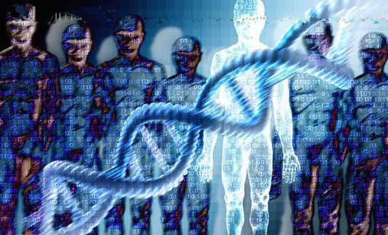 Working on the DNA to allow a greater expression of light, is just one aspect of a session.