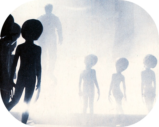 ET's and the perceptions of abductions have manifested strong negative sentiments toward what is unknown.