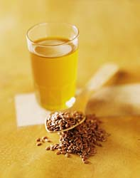 An excellent balanced source of Omega-3 and 6, can be found in flax seed oil.