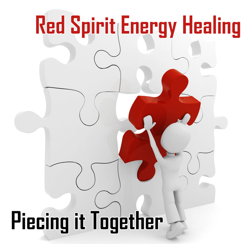OG Image Red Spirit Blog, Piecing it together.