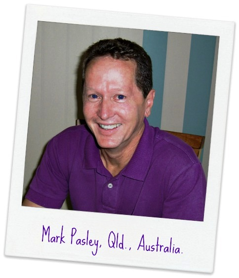 Mark Pasley, energy therapist in Australia.