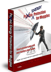 Energy Protection for Muggles eBook from Red Spirit Energy Healing.