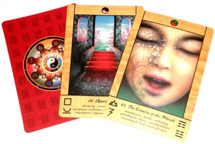 Chris Pasley, Tao Oracle Cards.