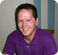 A life changing experience brought Mark Pasley's focus to energy healing.